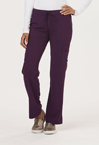Vienna Mid Rise Straight Leg Pant (SA100AT-EGG)