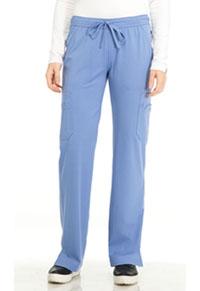 Sapphire Vienna Mid Rise Straight Leg Pant Ciel Blue (SA100A-CIE)