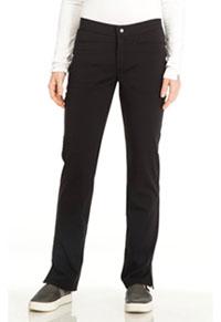 Sapphire Roma Low Rise Zip Fly Slim Pant Black Onyx (SA101A-BBKS)