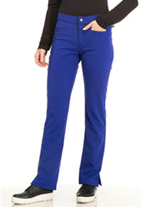 Roma Low Rise Zip Fly Slim Pant (SA101A-BUES)