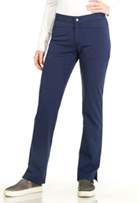 Sapphire Roma Low Rise Zip Fly Slim Pant Navy (SA101A-NAYS)