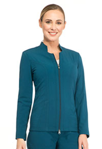 Sapphire Melrose Notched Jacket Caribbean Blue (SA300A-CAR)