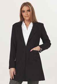 Sapphire Milan 34 Lab Coat Black Onyx (SA400A-BBKS)