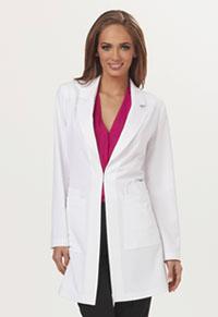 Sapphire Milan 34 Lab Coat White (SA400A-WTES)