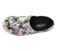 Anywear Closed Back Plastic Clog Spec-tropical (SRANGEL-STPC)