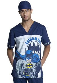 Tooniforms Scrubs Hat Bat-Signal� (TF509-DMBS)
