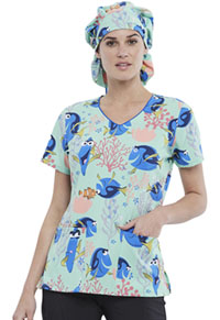 Tooniforms Unisex Bouffant Scrubs Hat Dory State Of Mind (TF514-FNAT)