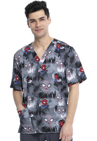 Tooniforms Unisex V-Neck Top Night Watch (TF606-MAOP)