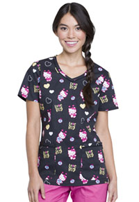Tooniforms V-Neck Top Hello Ladybug (TF633-HKYB)