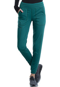 Cherokee Workwear Natural Rise Jogger Hunter Green (WW011-HUN)