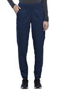 Cherokee Workwear Natural Rise Tapered Leg Jogger Pant Navy (WW011-NAV)