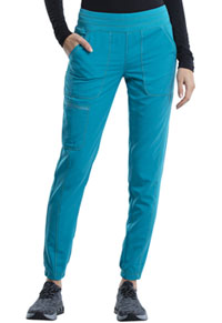 Cherokee Workwear Natural Rise Jogger Teal Blue (WW011-TLB)