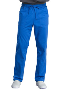 Cherokee Workwear Unisex Mid Rise Straight Leg Pant Royal (WW042AB-ROY)