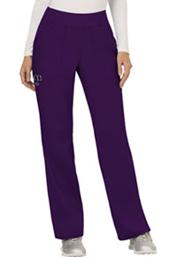 Mid Rise Straight Leg Pull-on Pant (WW110P-EGG)