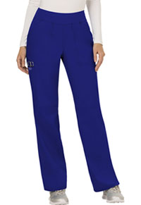 Mid Rise Straight Leg Pull-on Pant (WW110P-GAB)
