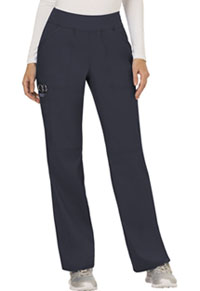 Mid Rise Straight Leg Pull-on Pant (WW110P-PWT)