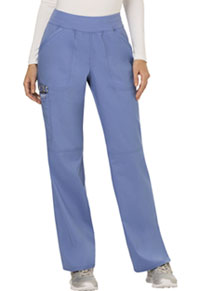 Mid Rise Straight Leg Pull-on Pant (WW110T-CIE)