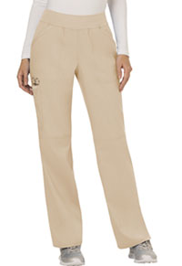 WW Revolution Mid Rise Straight Leg Pull-on Pant (WW110-KAK) (WW110-KAK)