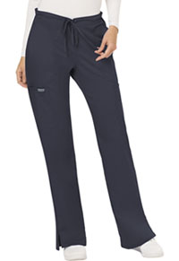 Mid Rise Moderate Flare Drawstring Pant (WW120P-PWT)
