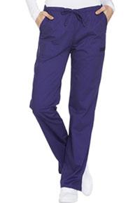 Mid Rise Straight Leg Drawstring Pant (WW130P-GRPW)