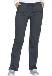 Mid Rise Straight Leg Drawstring Pant (WW130T-PWTW)