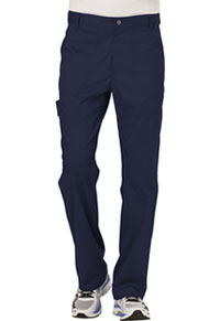Men's Fly Front Pant (WW140S-NAV)