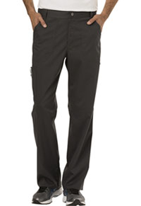 Cherokee Workwear Men's Fly Front Pant Pewter (WW140-PWT)