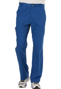 Cherokee Workwear Men's Fly Front Pant Royal (WW140-ROY)
