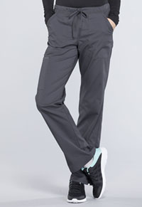 Mid Rise Straight Leg Drawstring Pant (WW160T-PWT)