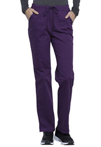 Workwear WW Professionals Mid Rise Straight Leg Drawstring Pant (WW160-EGG) (WW160-EGG)