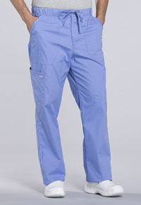Men's Tapered Leg Drawstring Cargo Pant (WW190S-CIE)