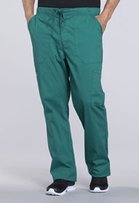 Men's Tapered Leg Drawstring Cargo Pant (WW190T-HUN)