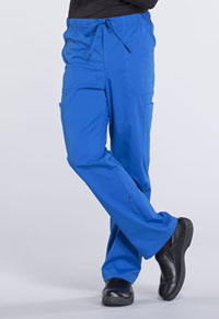 Men's Tapered Leg Drawstring Cargo Pant (WW190T-ROY)