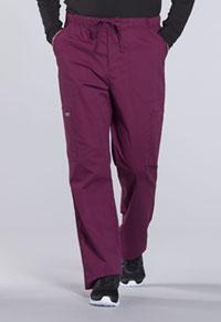 Men's Tapered Leg Drawstring Cargo Pant (WW190T-WIN)