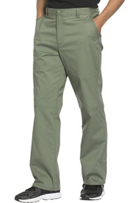 Men's Fly Front Pant (WW200T-OLVW)
