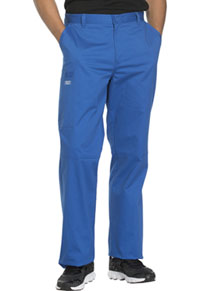 WW Core Stretch Men's Fly Front Pant (WW200-ROYW) (WW200-ROYW)