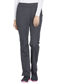 Mid Rise Straight Leg Pull-on Cargo Pant (WW210-PWTW)