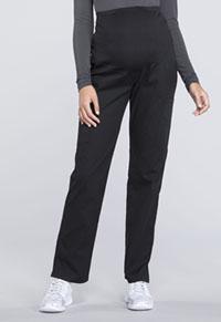 Maternity Straight Leg Pant (WW220P-BLK)