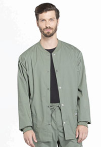 Men's Warm-up Jacket (WW360-OLV)