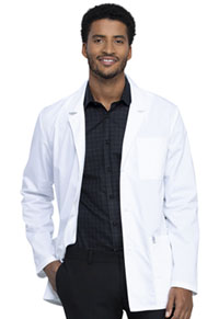 "WW Revolution Tech Men's 32"" Consultation Lab Coat (WW400AB-WHT) (WW400AB-WHT)"