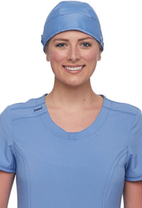 Cherokee Workwear Scrubs Hat Ciel Blue (WW507AB-CIE)
