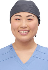 Cherokee Workwear Scrubs Hat Pewter (WW507AB-PWT)