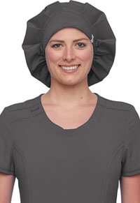 Cherokee Workwear Bouffant Scrubs Hat Pewter (WW508AB-PWT)