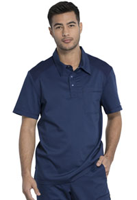 WW Revolution Men's Polo Shirt (WW615-NAV) (WW615-NAV)