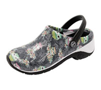 Anywear Anywear Injected Clog w/Backstrap Too Cute To Hoot (ZONE-TCTE)