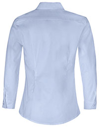 Junior Long Sleeve Oxford Shirt