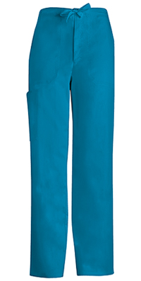 Men's Fly Front Drawstring Pant (1022-CARV)
