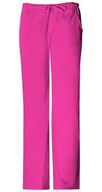 Low Rise Straight Leg Drawstring Pant (1066P-PVIV)