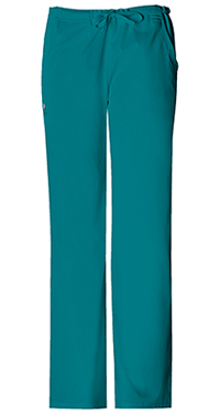 Low Rise Straight Leg Drawstring Pant (1066P-TEAV)