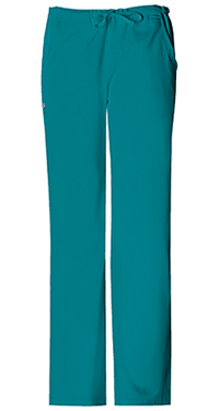 Low Rise Straight Leg Drawstring Pant (1066T-TEAV)